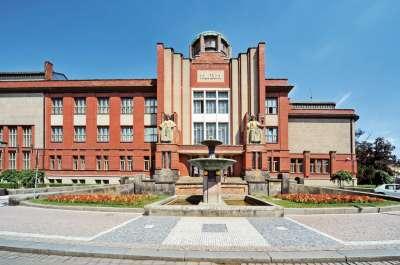 Muzeum východních Čech Hradec Králové foto
