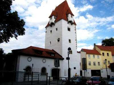 Rabenštejnská věž foto