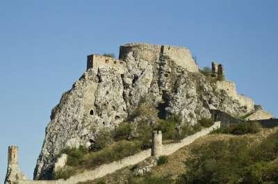 Devínský hrad foto