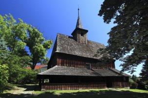 Dřevěný kostel sv. Ondřeje foto