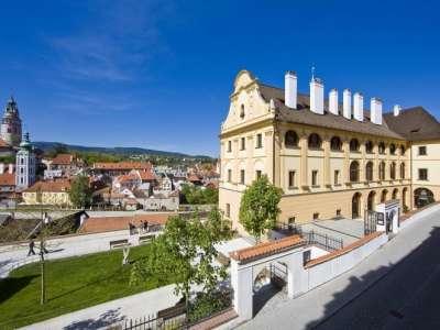 Regionální muzeum v Českém Krumlově foto