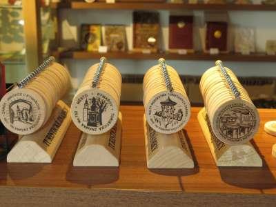 Muzeum turistických známek a kemp Indiana foto
