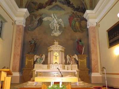 Kostel svatého Michaela archanděla - Vrbno pod Pradědem foto