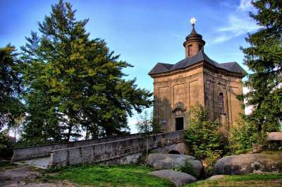 Kaple Hvězda foto