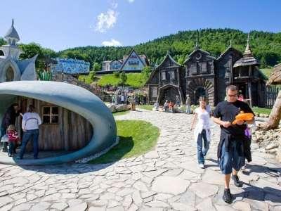 Habakuky zábavní park foto