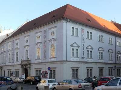 Národní divadlo v Brně foto