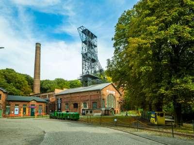 Hornické muzeum Ostrava foto