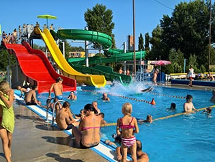 Thermal Pool Komárno foto
