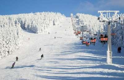 Lyžařské středisko Ramzová foto