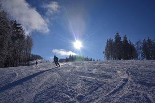 Ski areál Kouty foto