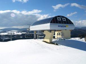 Ski areál Avalanche foto
