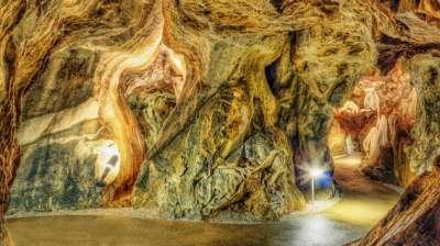 Jeskyně Na Špičáku foto