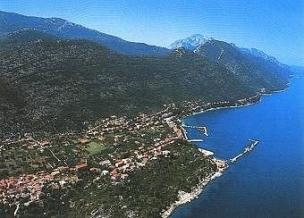 Poloostrov Pelješac foto