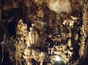 Jeskyně Vranjača foto