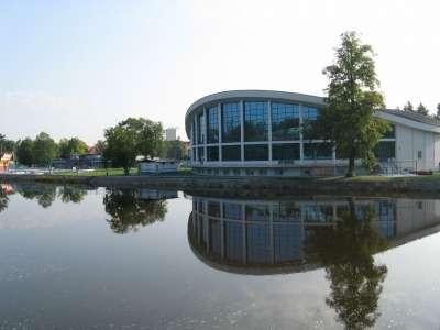 Plavecký stadion České Budějovice foto