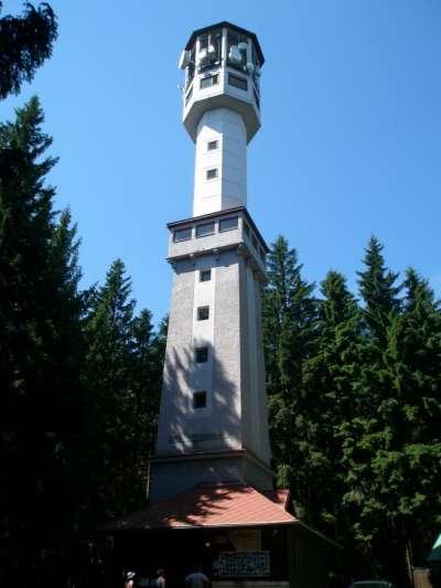 Klostermannova rozhledna foto