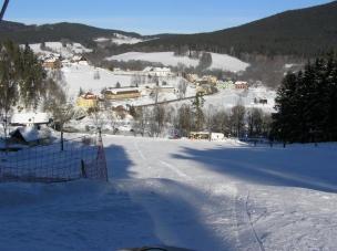 Ski areál Nad Kovárnou foto