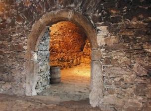Táborské podzemí foto