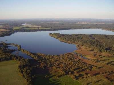 Rybník Rožmberk foto