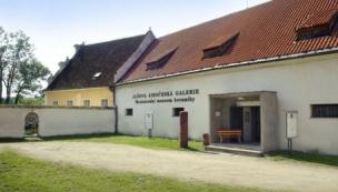 Alšova Jihočeská Galerie v Bechyni foto