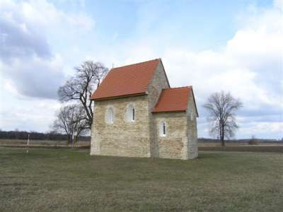 Kostel sv. Margity Antiochijskej - Kopčany foto