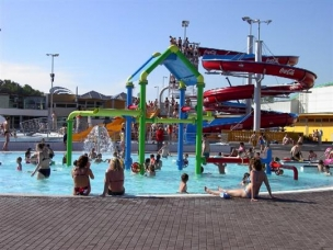 Aquapark Vodní ráj Jihlava foto