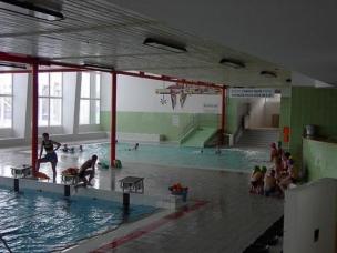 Bazén E. Rošického Jihlava foto