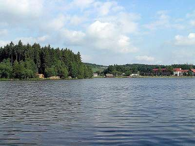 Pávovský rybník foto