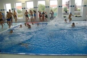 Bazén Městské lázně Znojmo foto