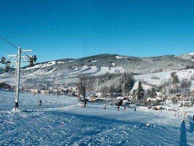 Ski areál Radějov-Štěpničky foto