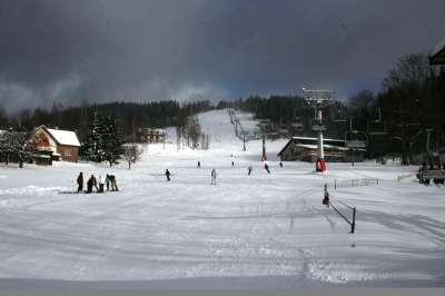 Ski areál Benecko foto