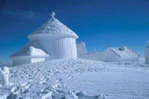 Sněžka foto