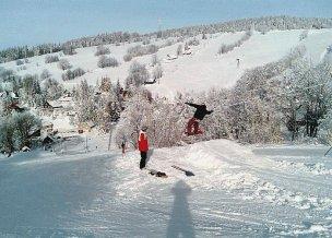 Skiareál Buková Hora foto