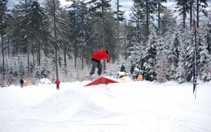 Skipark Červená Voda foto