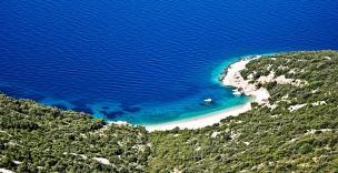 Ostrov Cres foto