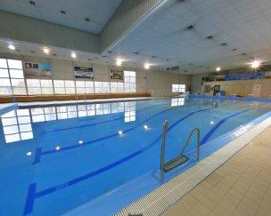 Krytý bazén Mělník foto
