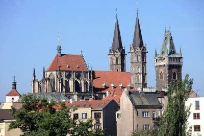 Chrám Sv. Bartoloměje foto