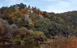 Hrad Zbořený Kostelec foto
