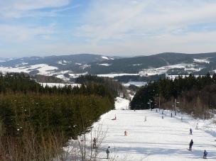 Ski areál Troják foto