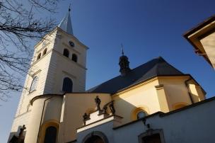 Kostel Nanebevzetí Panny Marie foto
