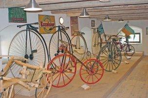 Muzeum cyklistiky  foto