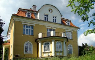 Lázeňský dům Gazárka