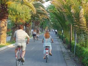 Cyklistická promenáda