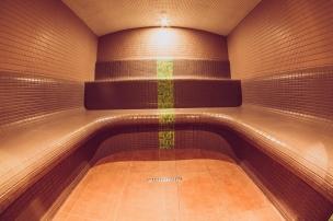 Parní bylinná sauna