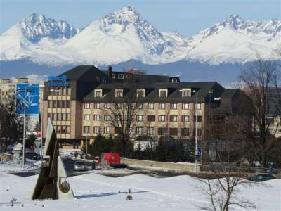 HOTEL POPRAD foto