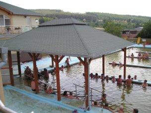 Bazén s altánkem