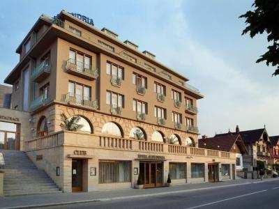 HOTEL ALEXANDRIA foto