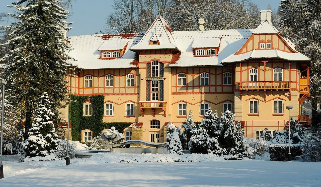 Lázeňský Hotel Jestřábí