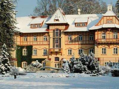 HOTEL JESTŘÁBÍ LUHAČOVICE foto