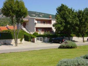 Příklad ubytování vila Velnić